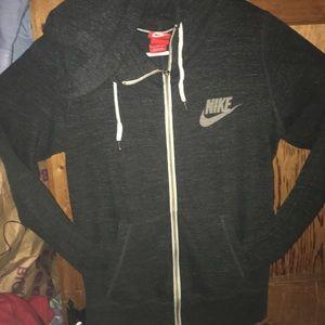 Nike women's Zip up hoodie